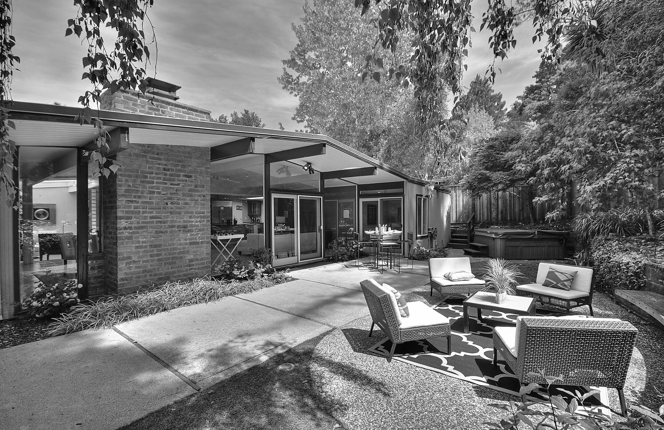 [Our Properties: Eichler home in San Mateo]